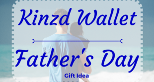Kinzd Wallet – Father's Day Gift Idea