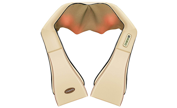 Naipo Neck and Shoulder Shiatsu Kneading Massager