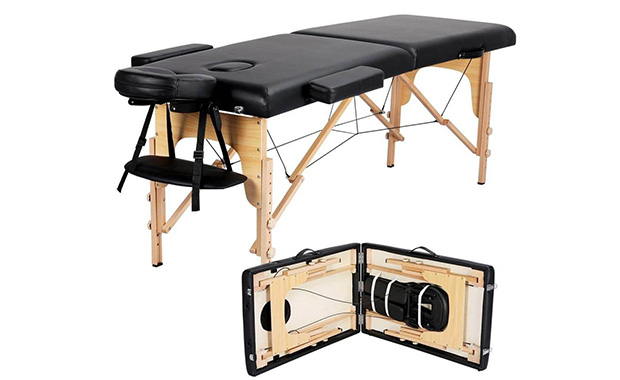 Yaheetech Portable Massage Table