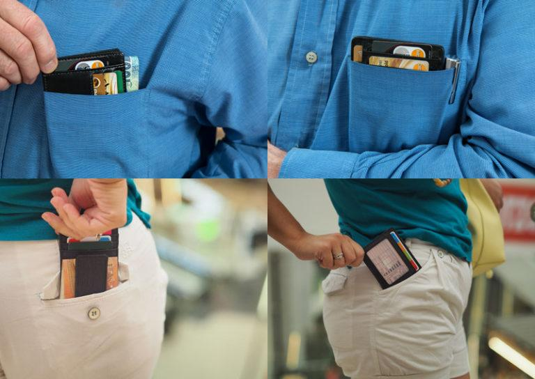 Can a Slim Wallet Really Help Your Back