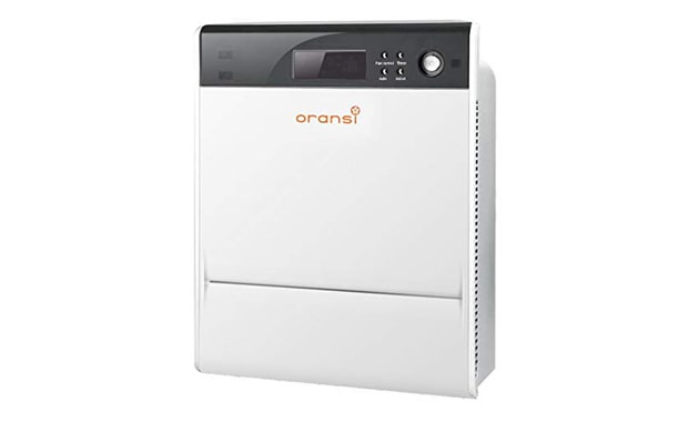 Oransi Max HEPA Air Purifier for Asthma Mold, Dust and Allergies