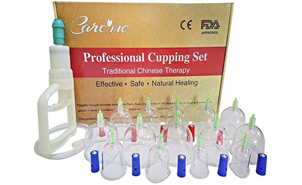Care Me Chinese Acupuncture Cupping therapy set