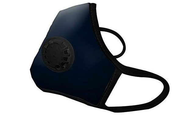 Vogmask Noir VMCV Dust Mask