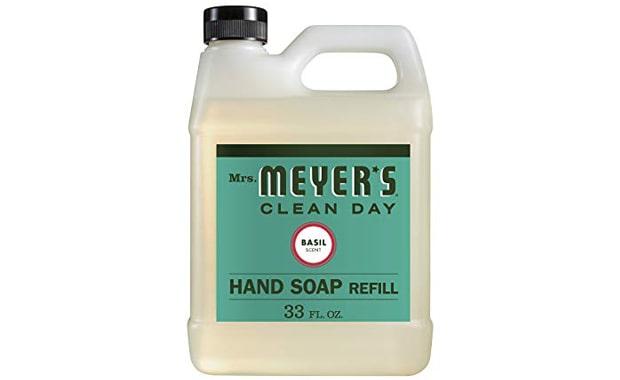 Mrs. Meyer's-Liquid Hand Soap Refill