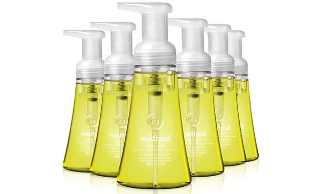 Method Foaming Hand Soap (Six Pack)