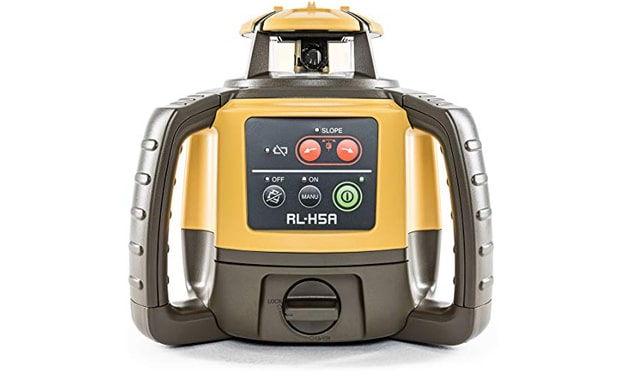 Topcon RLH5A Horizontal Self Leveling Laser Level