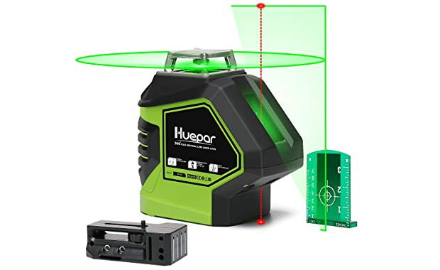 Huepar 621CG Self-Leveling Laser Level
