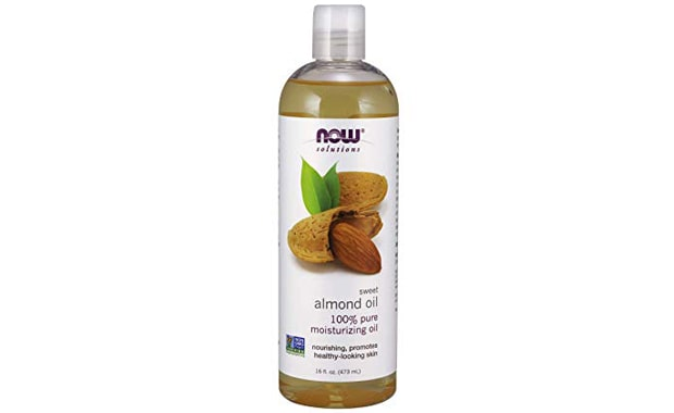 NOW Solutions Sweet Almond Massage Oil