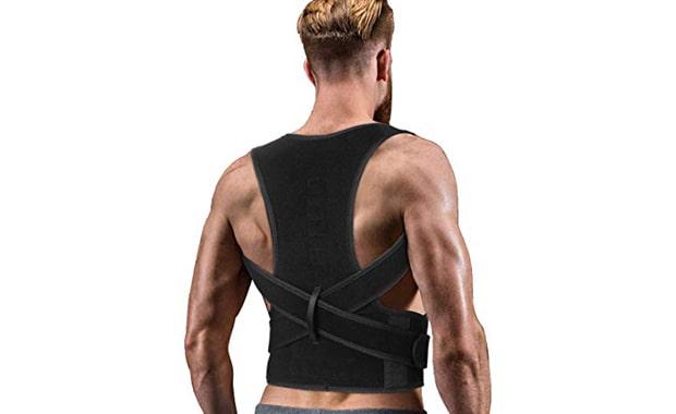 TUBNVOOT Back Brace Posture Corrector for Women Men