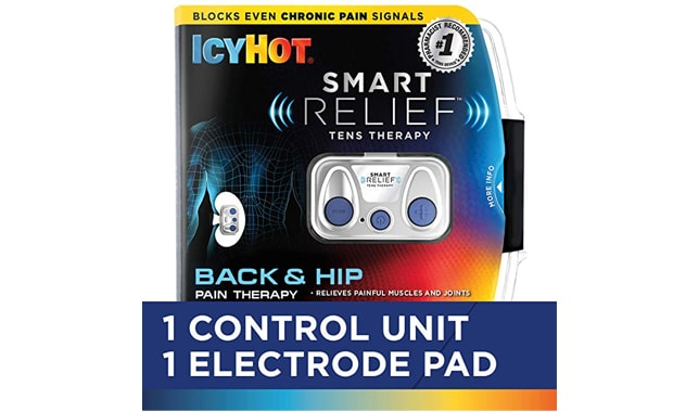Icy Hot Smart Relief TENS Unit Therapy