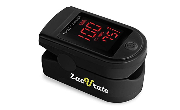 Zacurate Pro-Series 500DL Fingertip Pulse Oximeter