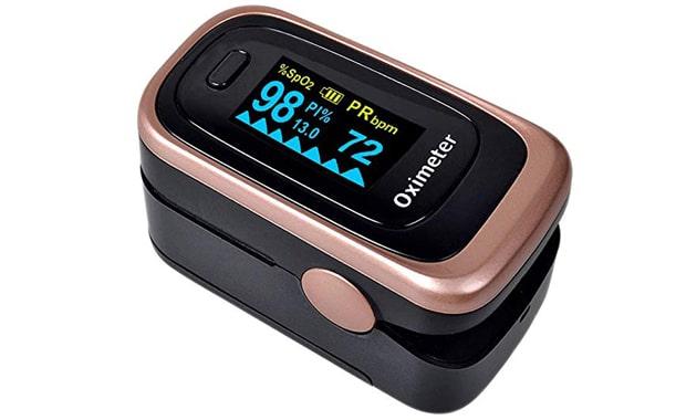 WRINERY Premium Fingertip Pulse Oximeter