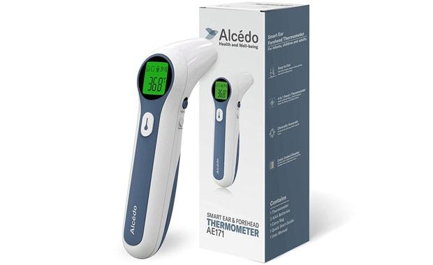 Alcedo Baby Thermometer