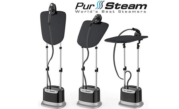 PurSteam Professional Series Clothes Steamer