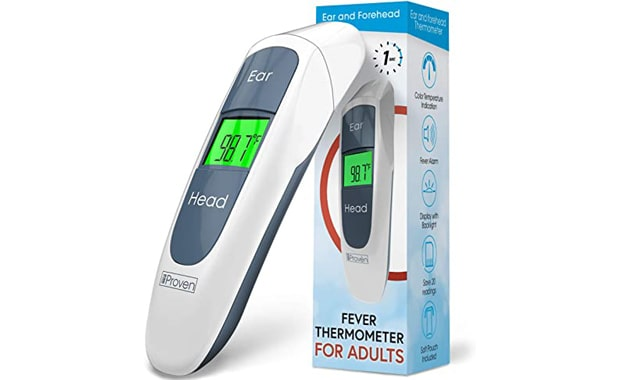 iProven Adult Medical Forehead Thermometer