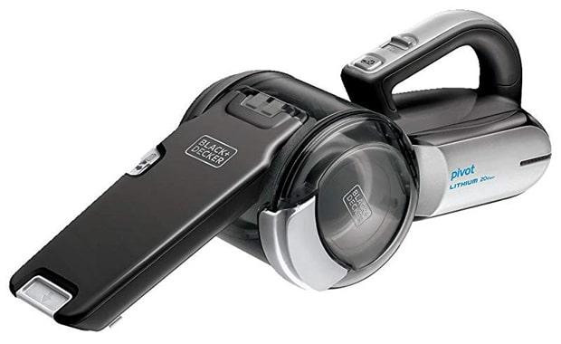 BLACK+DECKER 20-V Max Handheld Vacuum
