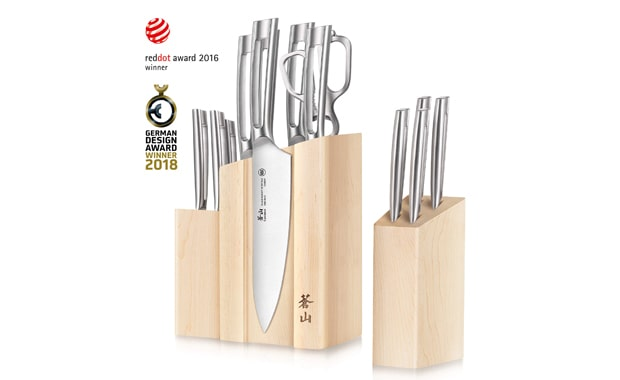 Cangshan 1021967 TN1 Series Knife Set