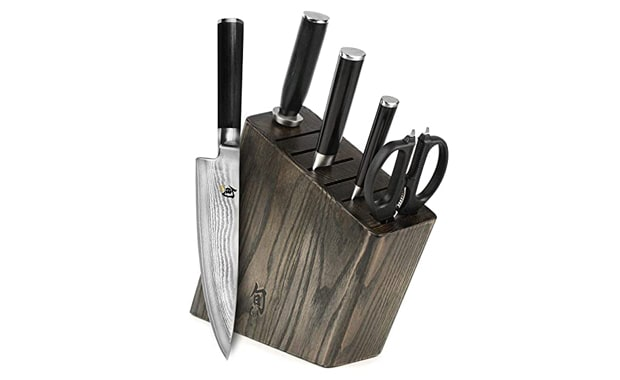 Shun Classic Slim 6-piece Knife Set