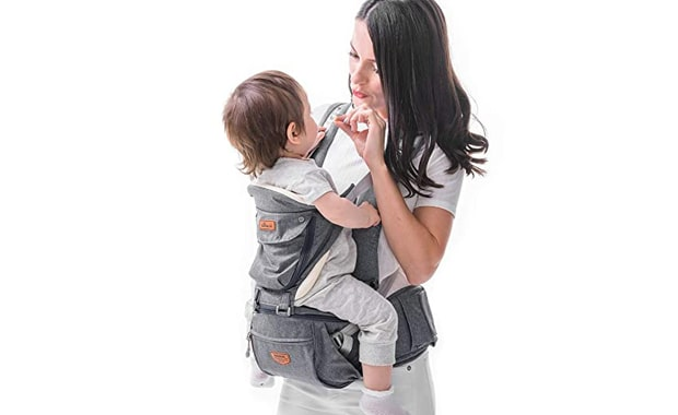 SUNVENO Baby Hipseat Ergonomic Baby Carrier