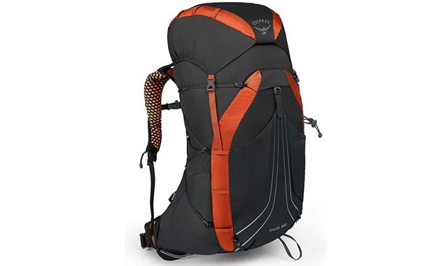Osprey 58 Men's Packs Exos Backpacking Backpack