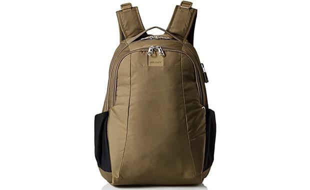 Pacsafe Metrosafe 15L LS350 Anti Theft Backpack For Laptop