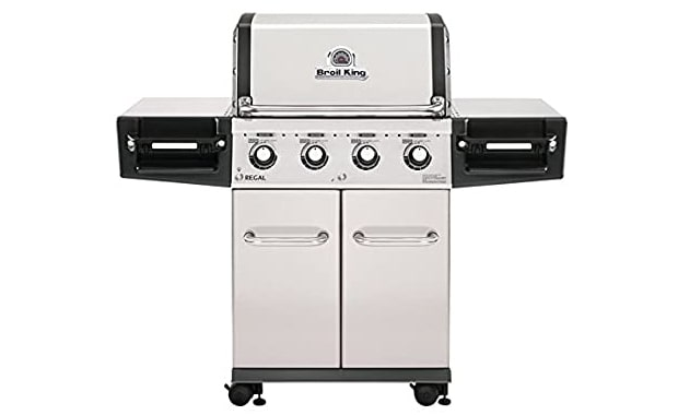 Broil King Regal S420 Pro 4 Burner Propane Gas Grill