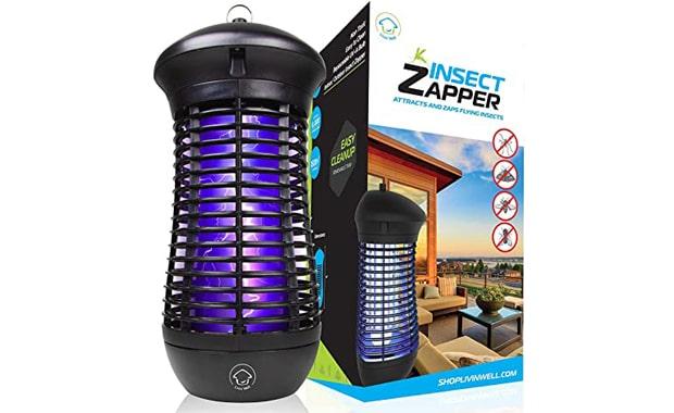 Livin' Well Bug Zapper Mosquito Killer