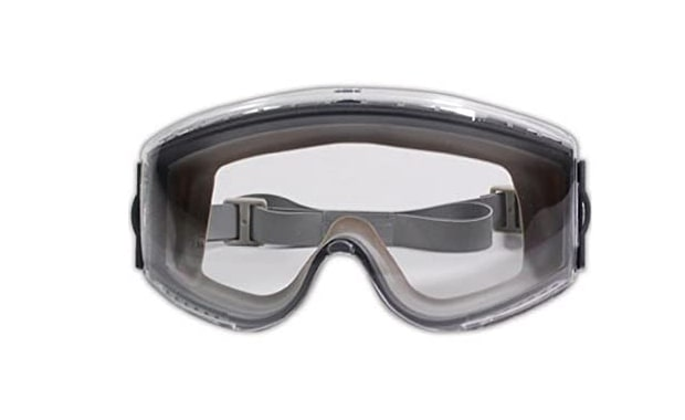 Uvex Stealth Safety Glasses with Uvextreme Anti-Fog Coating (S3960C)