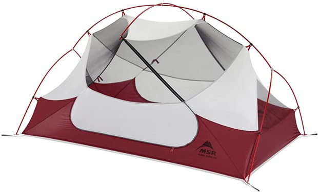 MSR 2-Person Camping Lightweight Tent