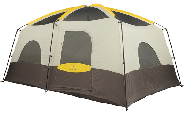 Browning Camping Two Room Big Horn Tent