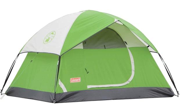 Coleman Sundome Water-Resistant Tent