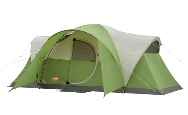 Coleman Camping 8-Person Montana Tent