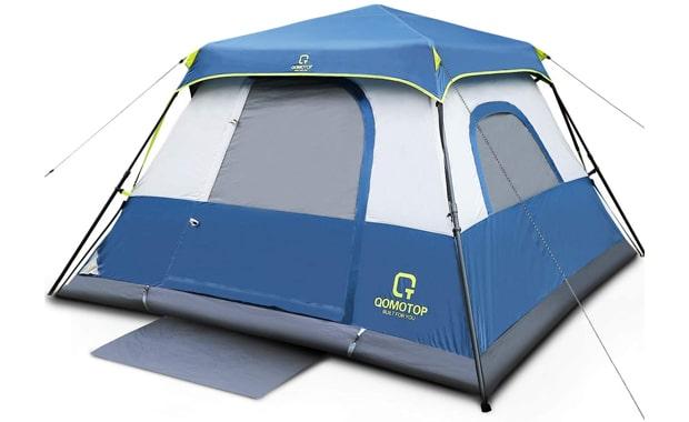 OT QOMOTOP Instant Waterproof Cabin Tent