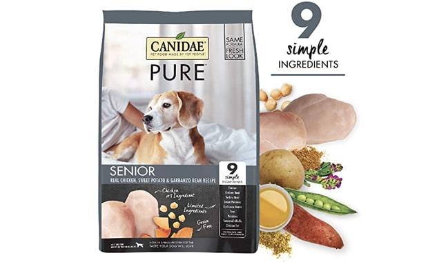 CANIDAE Grain-Free Premium Dry Dog Food