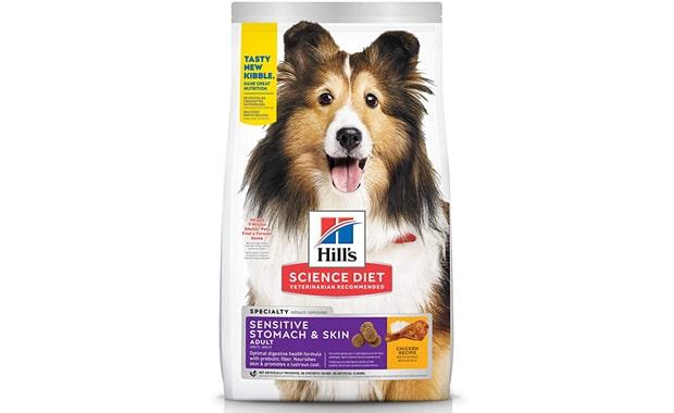 Hill's Science Diet Dry Dog Food, Chicken Recipemach