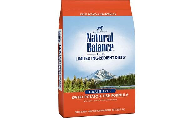 Natural Balance Grain-Free Dry Dog Food