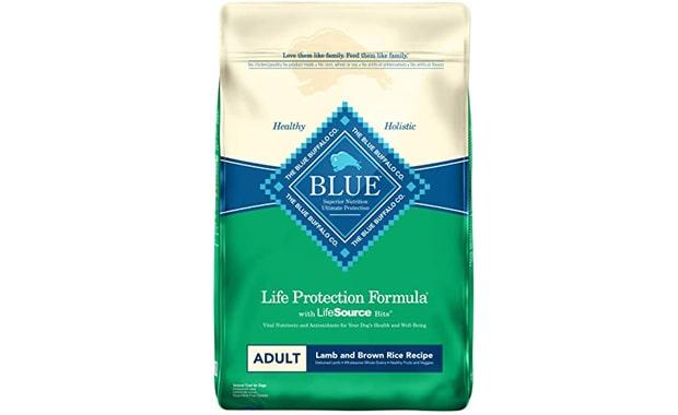 Blue Buffalo Formula Natural Adult Dry Dog Food