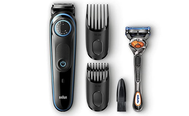 Braun Beard Trimmer and Hair Clippers