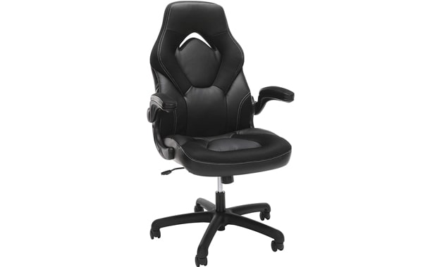 OFM Essentials Racing Style Collection Bonded Gaming Chair