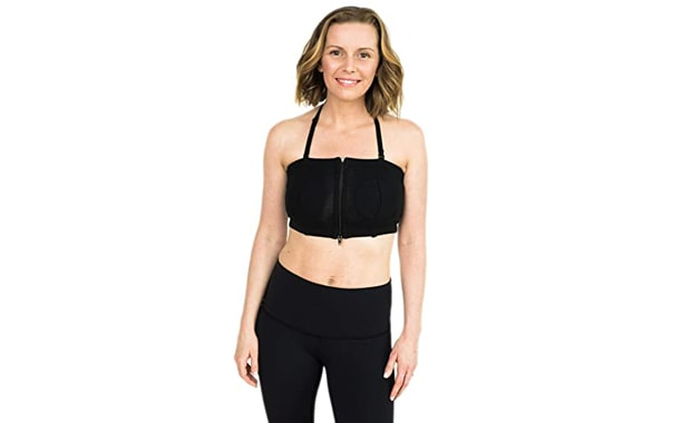 Simple Wishes DLITE Hands Free Pumping Bra