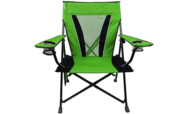 Kijaro XXL Portable Dual Lock Camping Chair