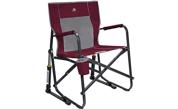 GCI Outdoor Portable Freestyle Rocker Camping Chair