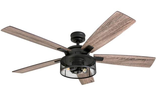 Honeywell Cargie LED ceiling fan 52