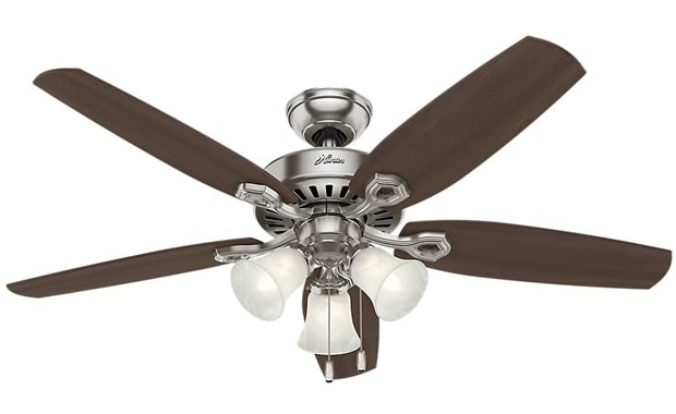 Hunter Fan Company Ceiling Fan Builder plus Collection
