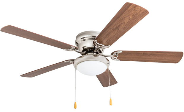 Portage Bay Ceiling Fan With Bowl Light Kit,52 Inch