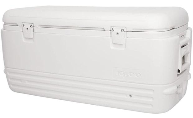 Igloo Polar Cooler 120 Quart, White