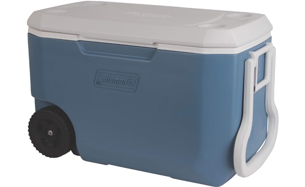 Coleman Rolling Cooler-62 Quart Xtreme Five-Day Cooler with Wheels
