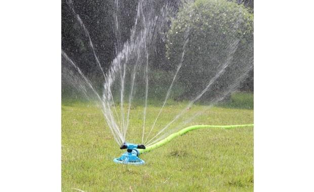 Orbit 62120 Motion Activated Garden Enforcer Sprinkler