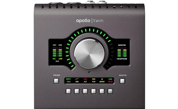 Universal Audio APLTWDII MKII Duo Audio Interface