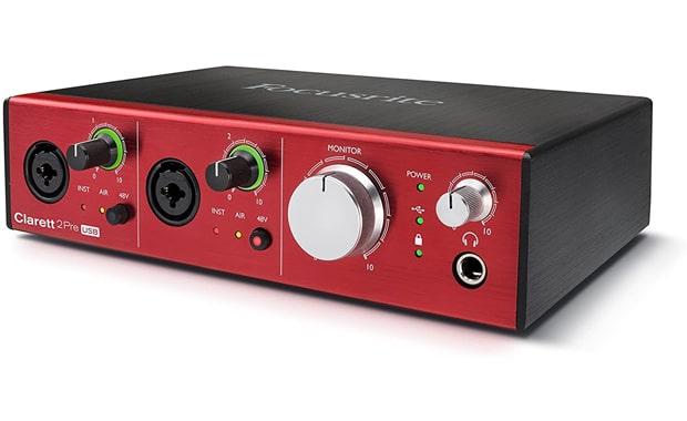 Focusrite Clarett USB 2Pre Audio Interface